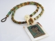 Island Statement Necklace, copyright Honey from the Bee